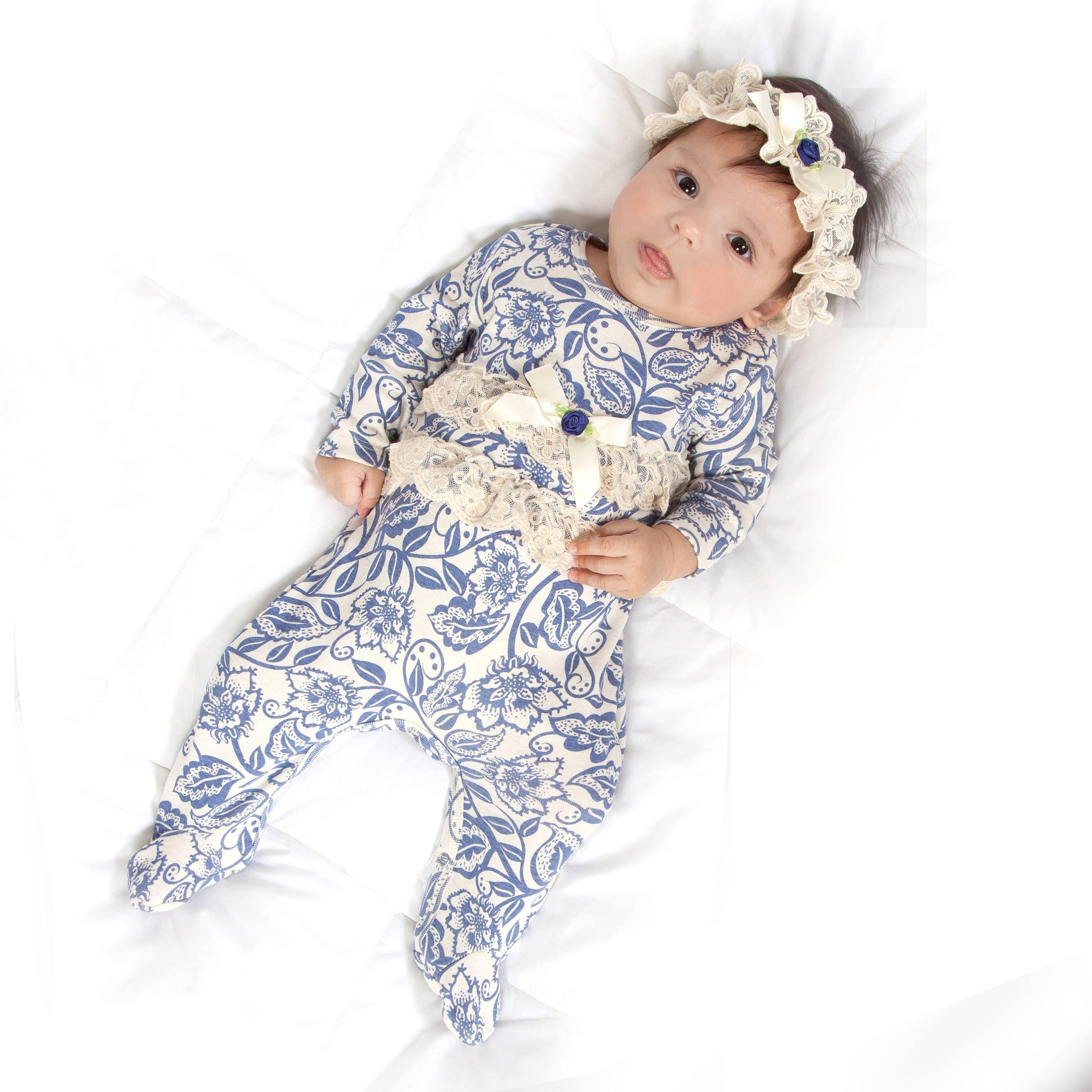 bc4aec70f WINTER SALE! Baby Girl Romper