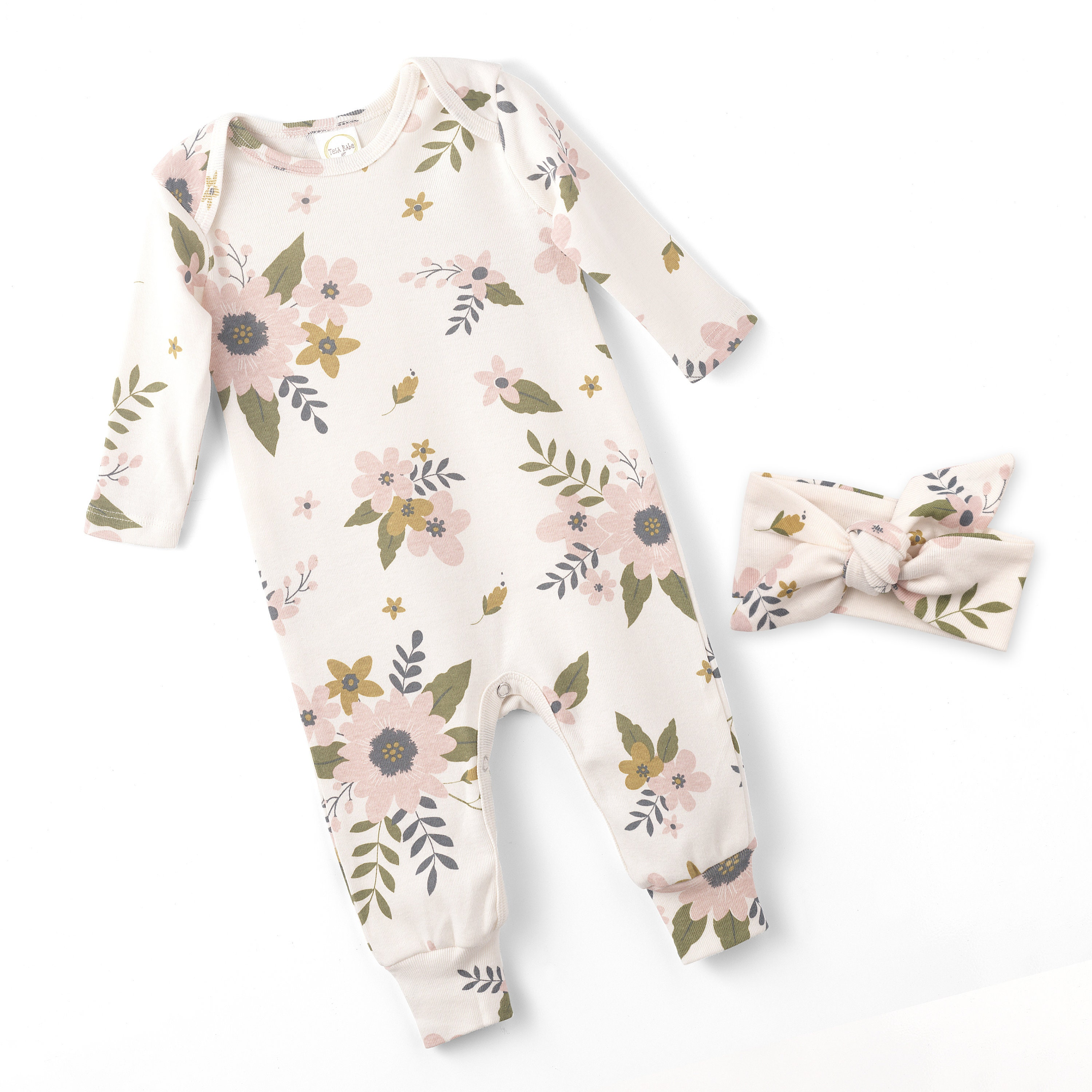be5d34e4a3d8 Newborn Baby Girl Coming Home Outfit