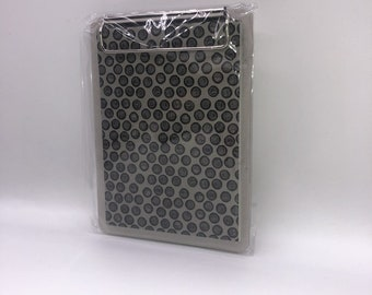 Small notepad with small spots