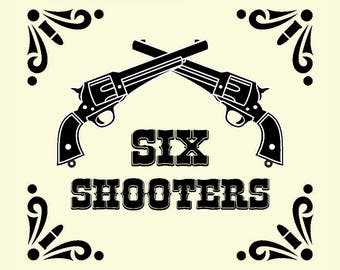 Six Shooter Suede Dice Bag