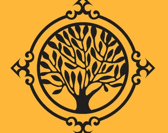 Black Oak Logo Suede Dice Bag