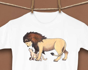 Lion shirt, Cute Kids Clothes, Cute Toddler Clothes, Unique Kids Clothes, Kids Shirt, Lion, Zoo party, Animal Clothes, Zoo Animal, Gift