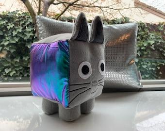 Custom Roblox Pet Simulator Cat Or Rainbow Cat Without Code Etsy