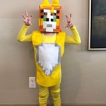 Minecraft Stampy Cat Costume- Made to order!