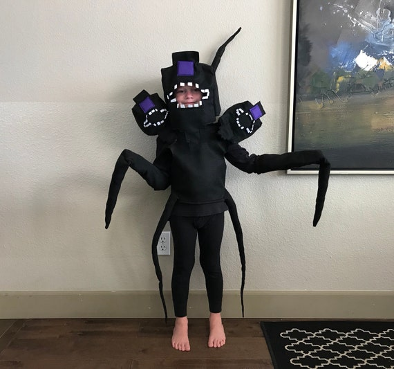 Minecraft Wither Storm Mod Costume Made To Order Etsy