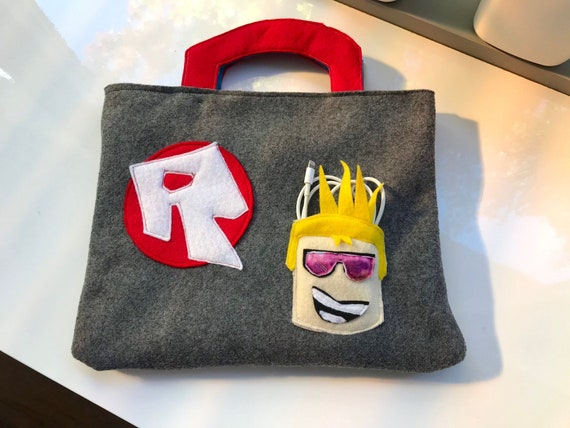 Custom Roblox Ipad Carrier Made To Order Pick Your Avatar And Favorite Colors - how to customize your roblox avatar