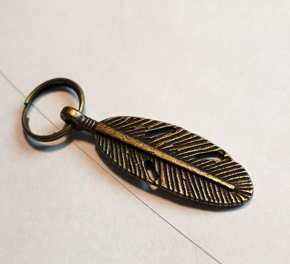 HAMSA Charm Amulett Zieher Reißverschluss Schmuck Anhänger Metall mit Glas Perle