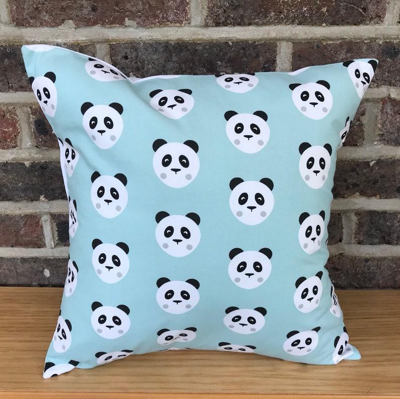 Panda-Kissen, Kinder Kissen, pandakissen, Kinder Kissen, neue Baby-Kissen,  Kinderzimmer Kissen, Panda Kindergarten Kissen, niedlichen panda