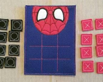 Spider man puzzle | Etsy