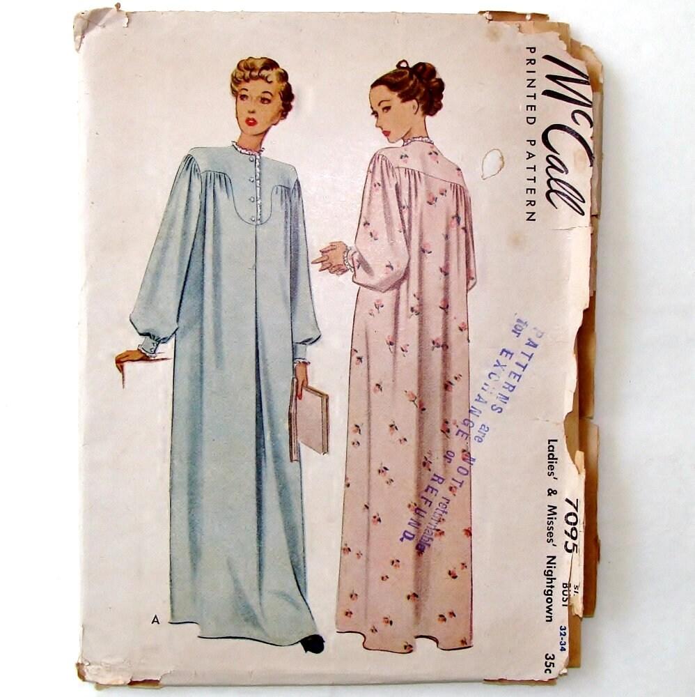 Nightgown Pattern Best Design Inspiration