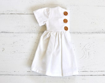 b6e3225fa Dress with buttons