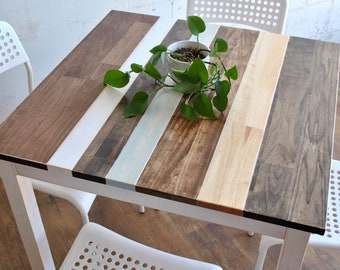 Made-To-Order - Farmhouse Breakfast Table  54dd9fcbb