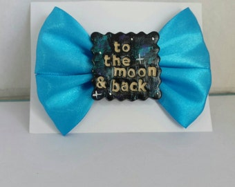 To The Moon & Back Bow