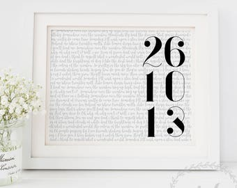 Paper anniversary gift for him | Etsy