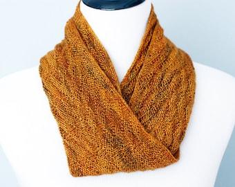Wooden Arrows - PDF Knitting Pattern