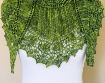 Pesto - PDF Knitting Pattern