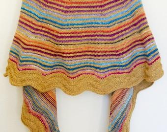 Halona - PDF Knitting Pattern