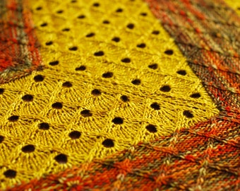 Amiyah - PDF knitting pattern