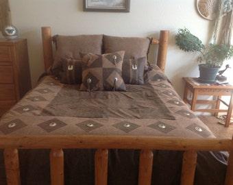 King size duvet bed cover