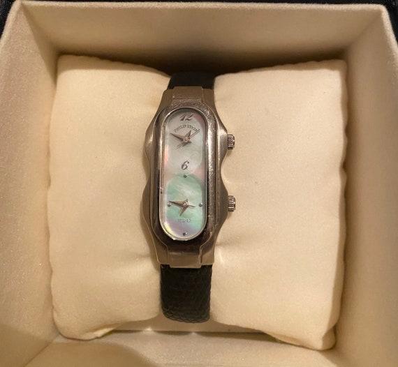 Tesla's women's wristwatch by Philip Stein