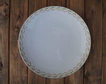 Porzellanfabrik Marktredwitz, Jaeger & Co. Bavaria Large Serving Platter