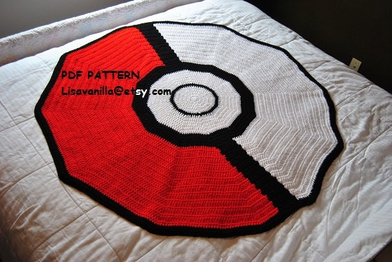 Pokemon Bulbasaur Afghan | Make | :381x570