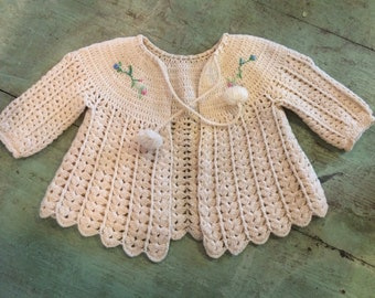 1281faa9a Baby sweater - Vintage