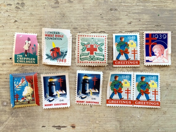 Collection Of Stamps Postal Lot Instant