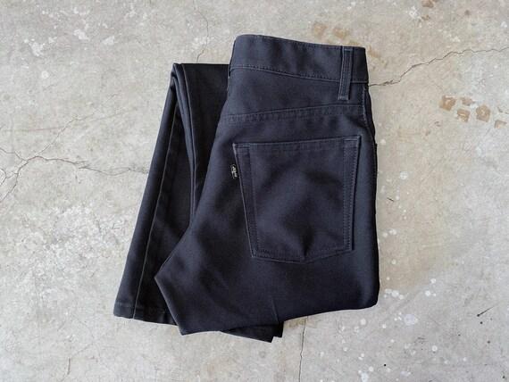 1960's Black Tab Levi's Pant / Black Levi's Boot C