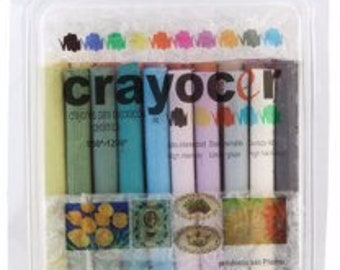 CrayoCer underglaze crayon/chalk