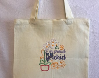 Mother's day canvas tote