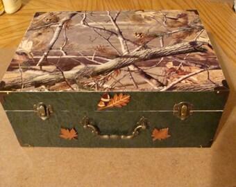 Camo Decor Box