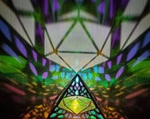 Icosahedron Lamp