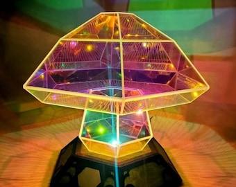 Boletus Lumos - Prism Lamp