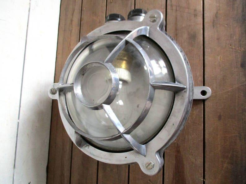 Plafoniere Per Navi : Industriale plafoniere navi di luce lanterna paratia etsy