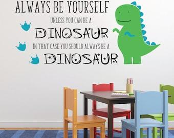 Meisje dinosaurus kamer   Etsy