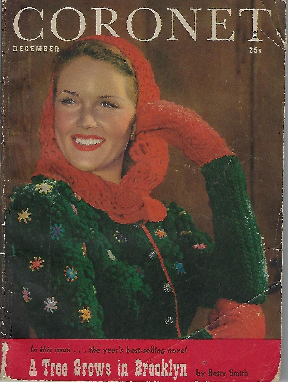 Jahrgang Coronet Magazin Dezember 1944 Taschenbuch | Etsy