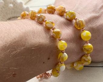 Sun Shell Bracelet