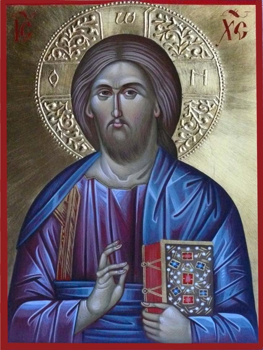 Icon Jesus Christ. The iconography of Jesus Christ: the most famous icons, meaning, what help, how to pray 87