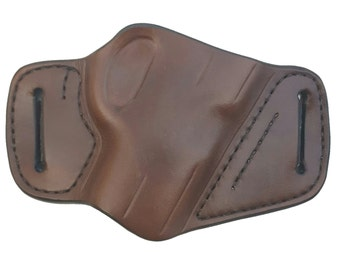 Blue Ridge High Ride Holster for SIG P290, Brown, Right Hand