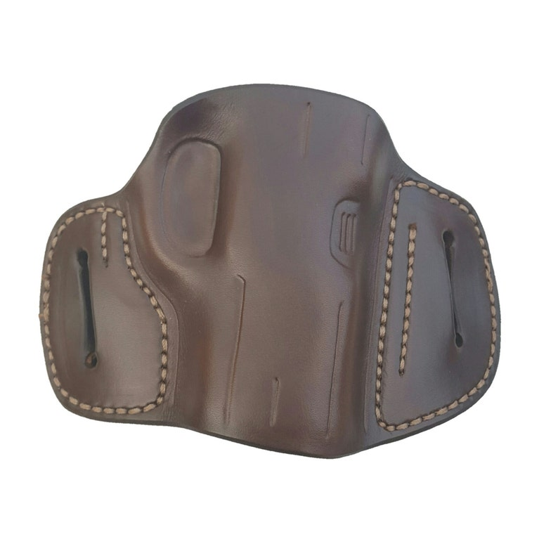 SIG P250 Sub Compact Leather Holster Susquehanna High Ride image 0