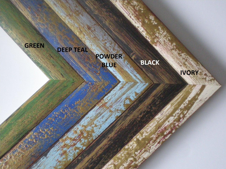 Rahmen A3 Holz Bilderrahmen picture Frame 30 x 42 Cmrustic