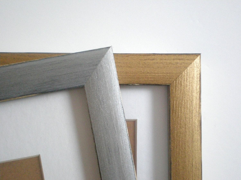 Foto marco oro cuadro marco 10 x 10\