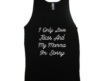 I Only Love My Bed And My Mama I/'m Sorry Drake Inspired Baby Bodysuit//Vest