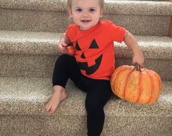 e38dba9bcf1f Baby pumpkin shirt