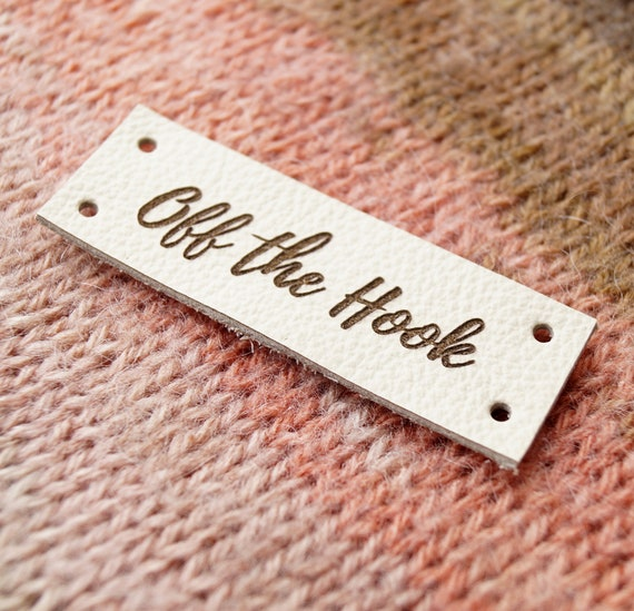 Labels For Handmade Items Knitting Labels Custom Clothing Etsy