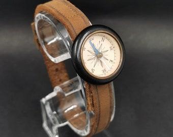 Antique Wrist Compass, WWI era Scout Compass