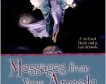 Messages From your Angels Angel Card Reading with Chantelle Hosner