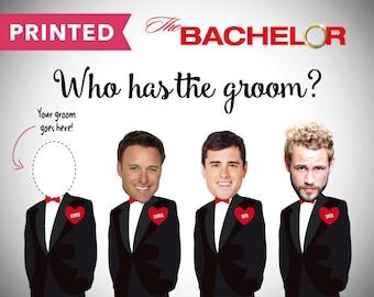 BACHELOR EDITION -- Who has the groom? – Printed