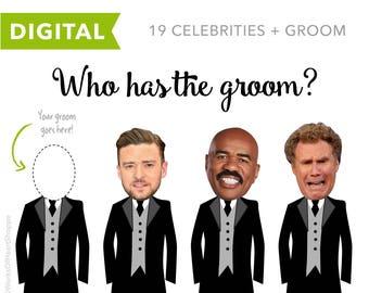 20 QTY – Who has the groom? – Digital